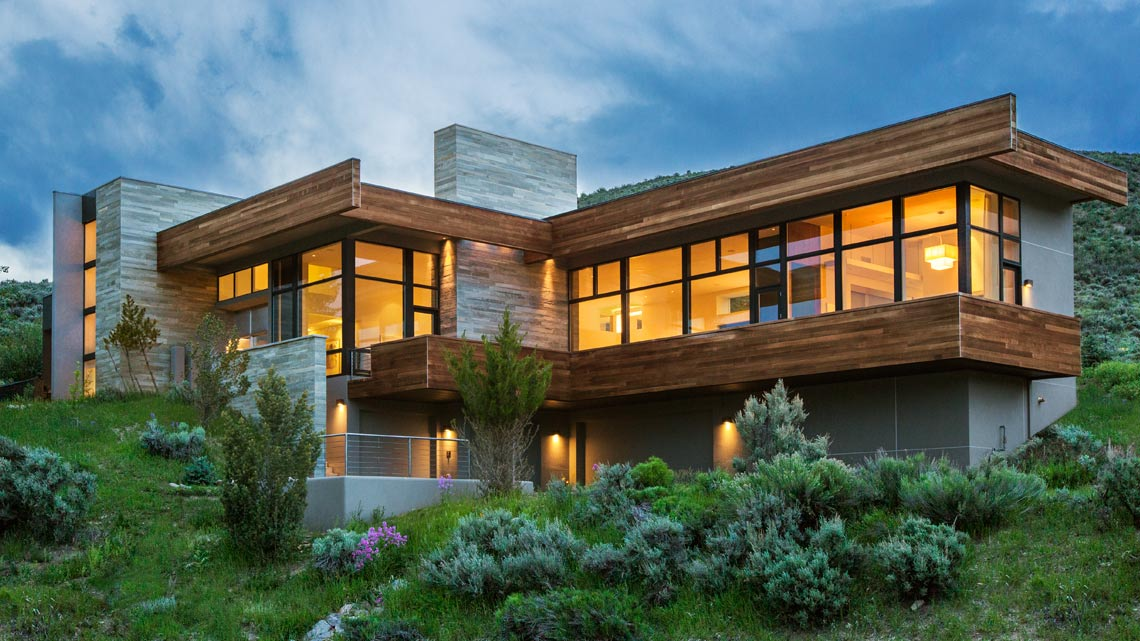 Vail Custom Builders Modern Contemporary Construction