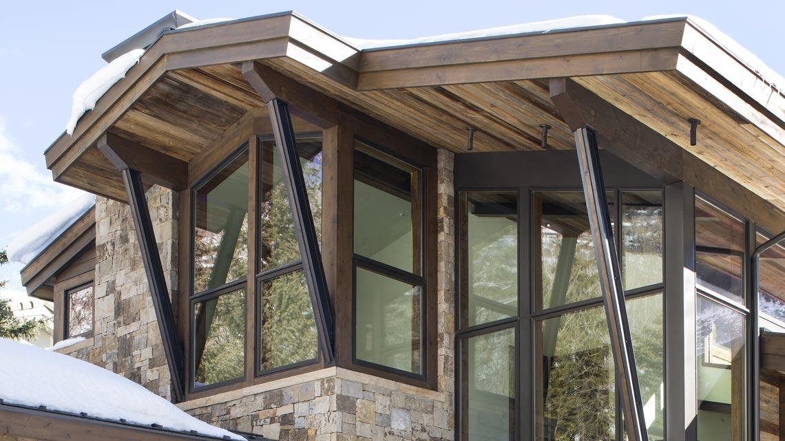 Bald Mountain Vail Custom Homes Building 1