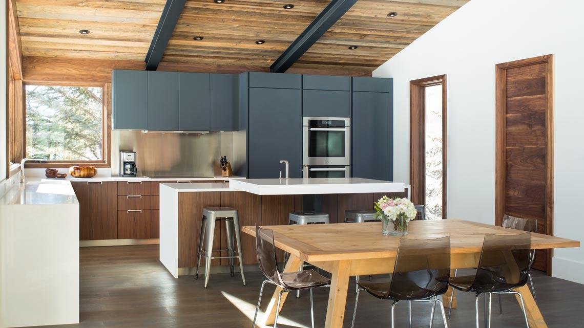 Bald Mountan Homes Vail Interior Design 1