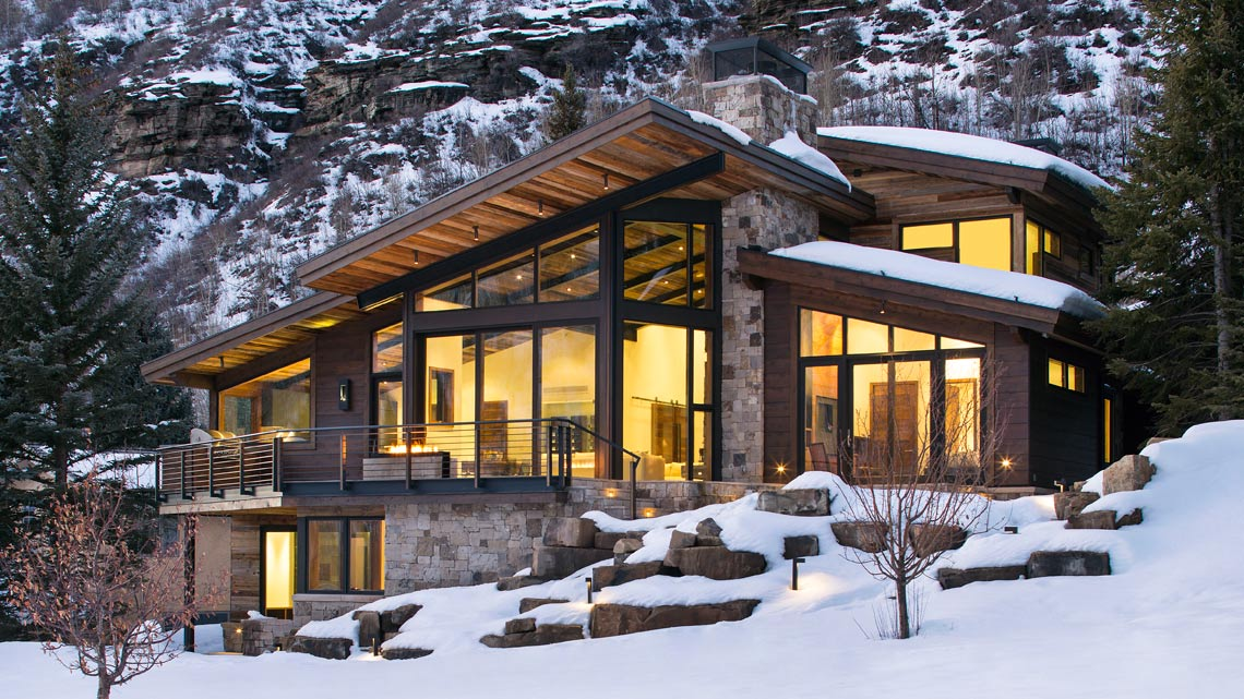 Bald Mountain Vail Builders VCB