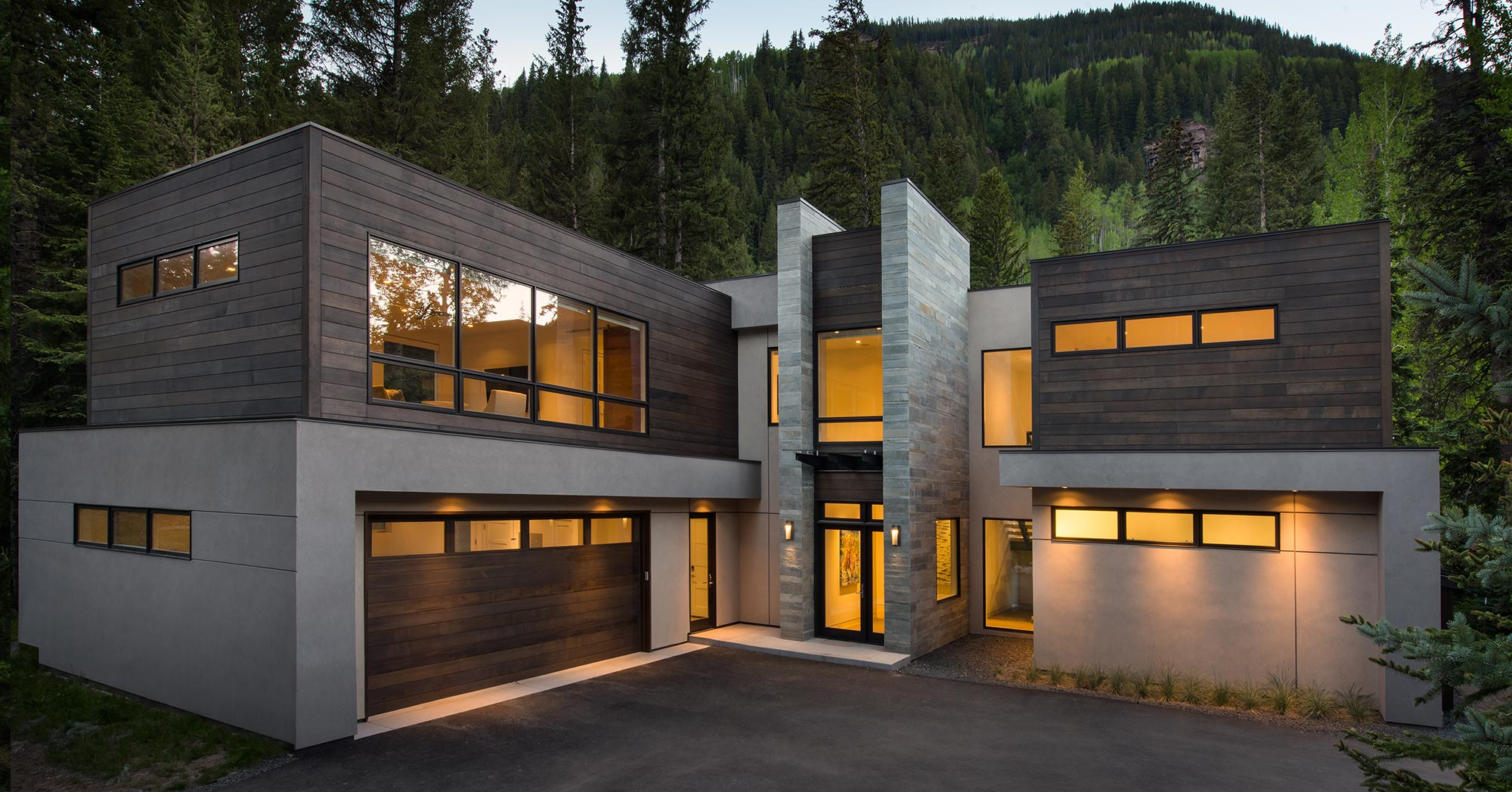 East Vail New Construction Mountain Modern