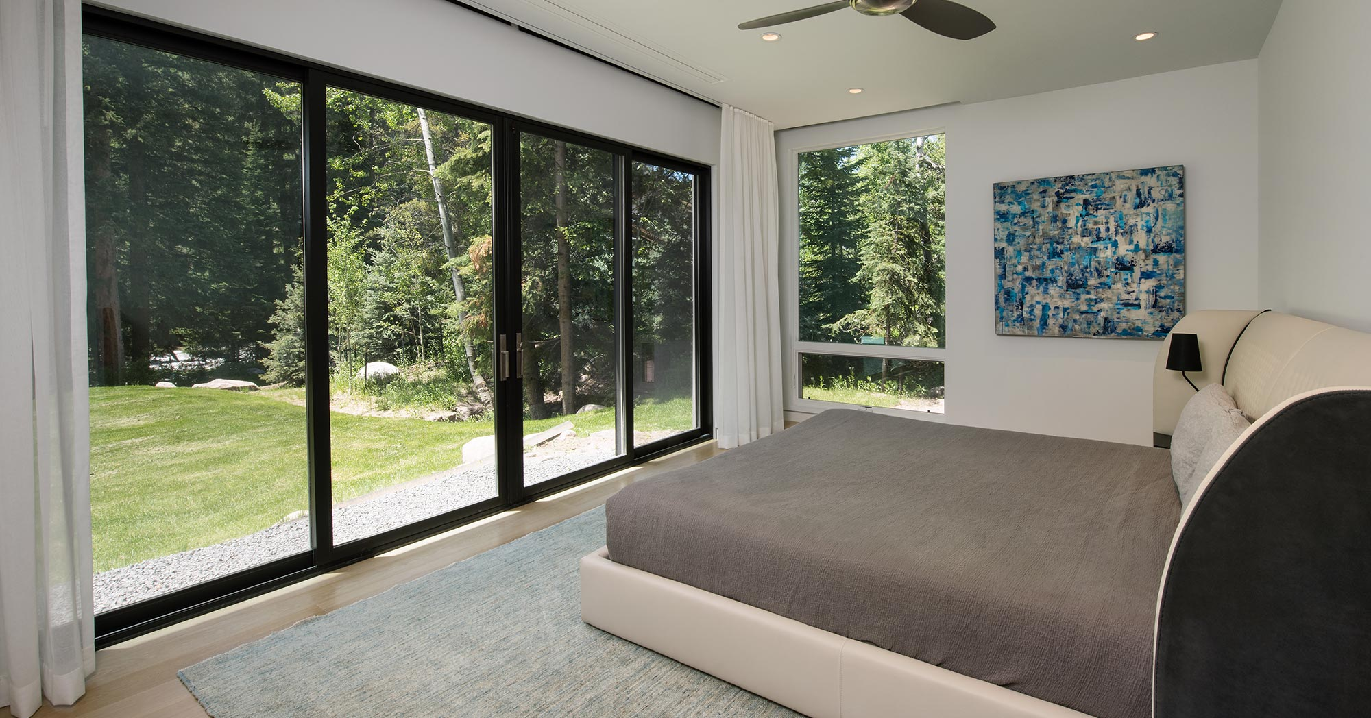 Vail Alpine Bedroom Construction