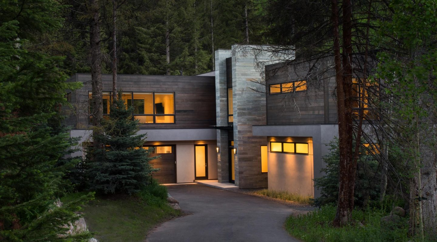 East Vail Mountain Modern Contemporary Featured Image