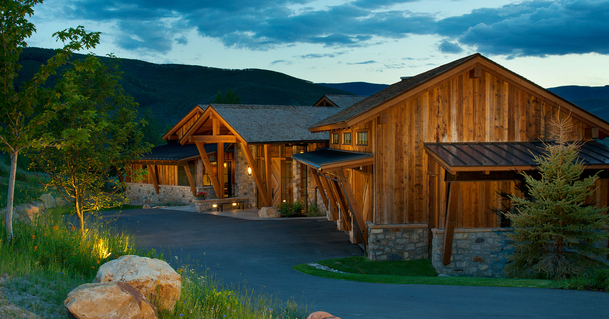 Custom Homes Berry Creek Ranch Ski View