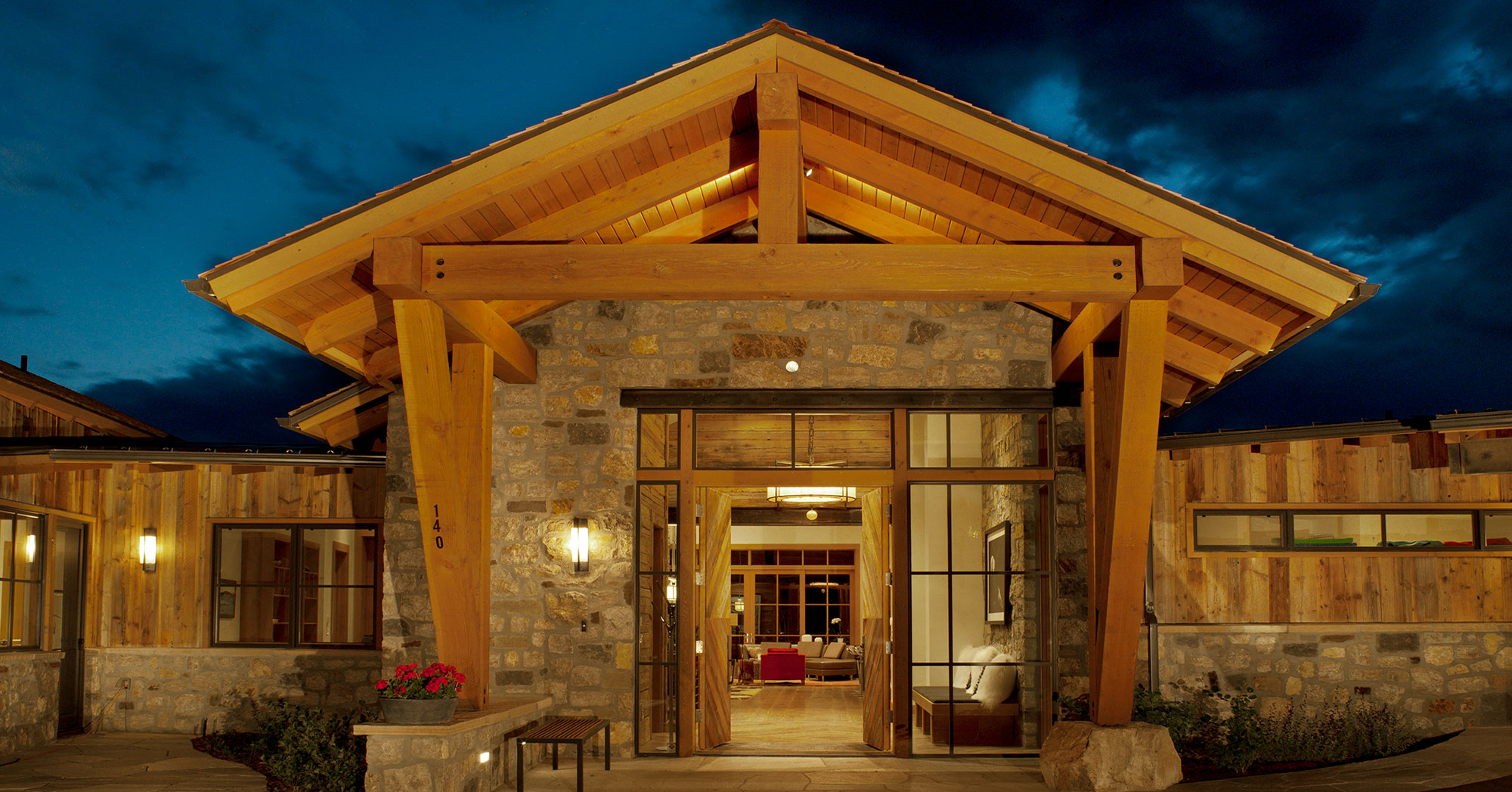 Vail Custom Builders Berry Creek Ranch Ski View