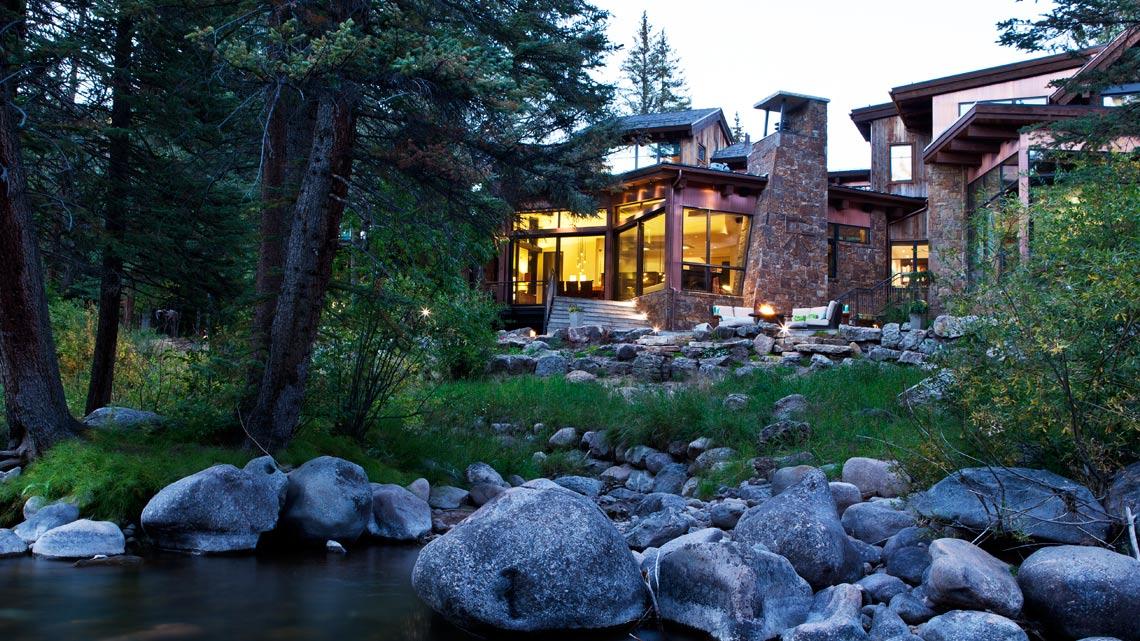 Vail Colorado Custom Homes Meadow Creek