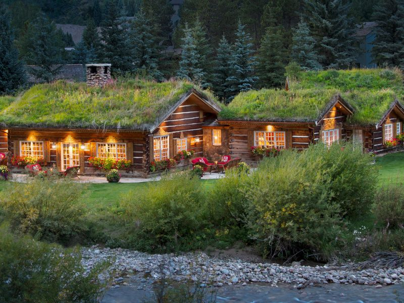 Scandanavian Custom Home Vail Colorado
