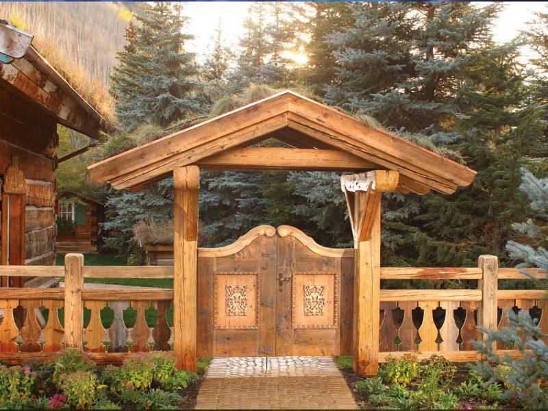 European design and custom woodwork Vail Custom Builder