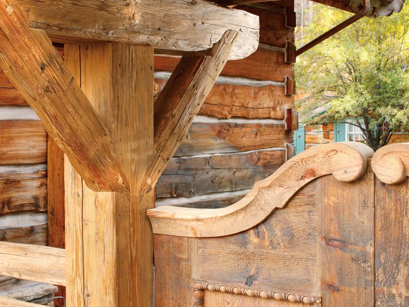European design and custom woodwork Vail Custom Builders 1