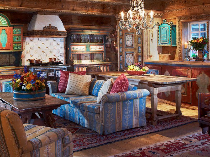European Interiors and Scandanavian design 3