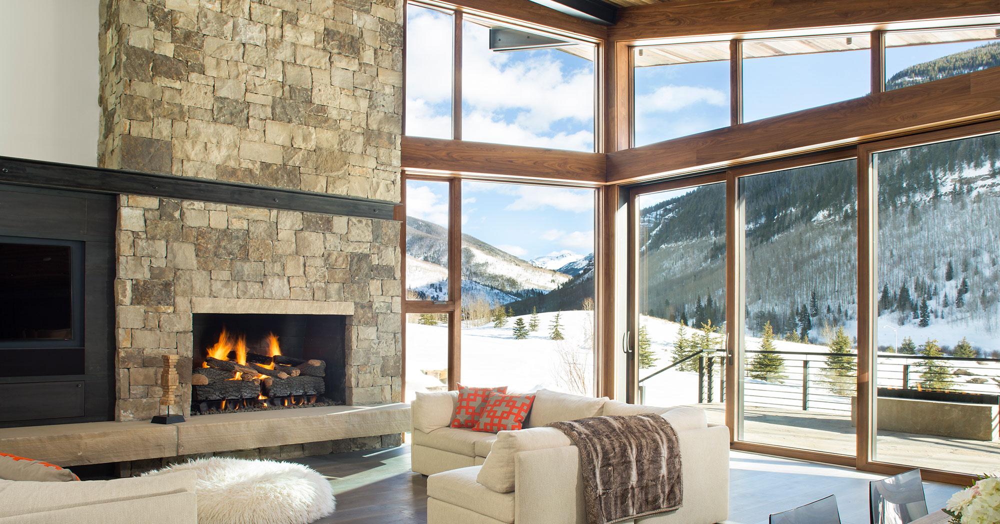 Bald Mountain New Construction Custom Interiors VCB