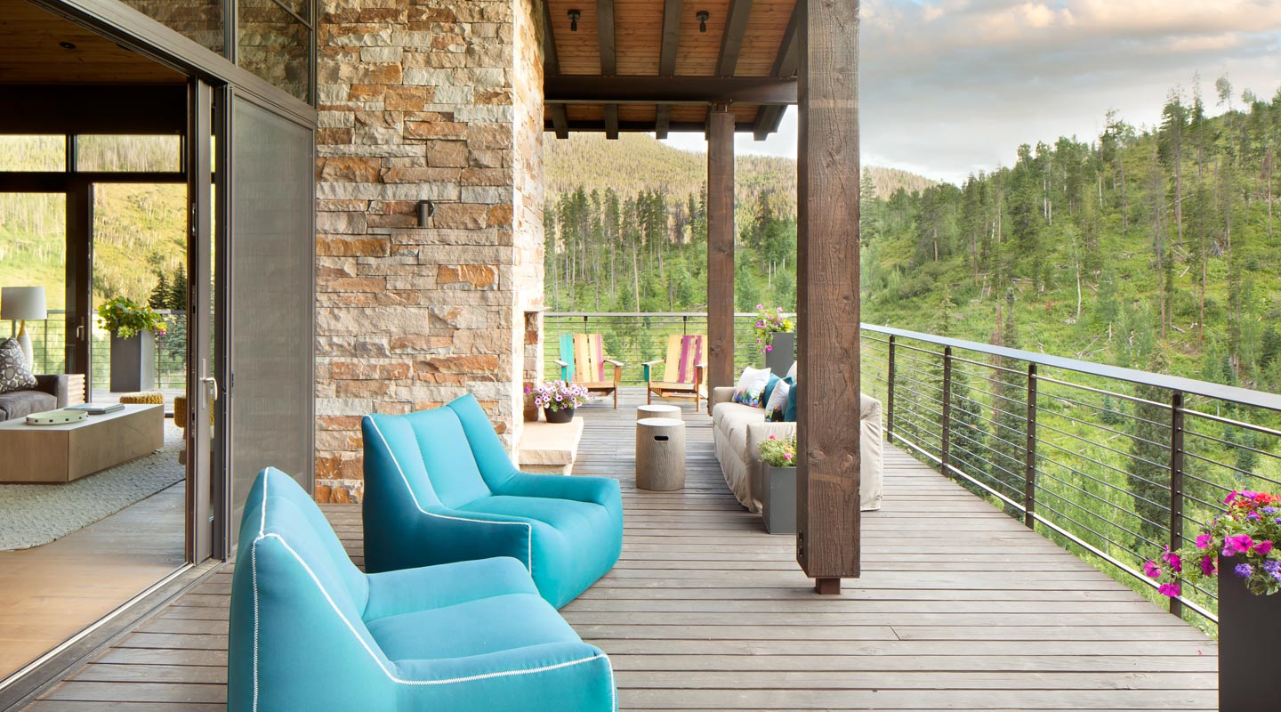 Vail Custom Decks Outdoor Indoor Living