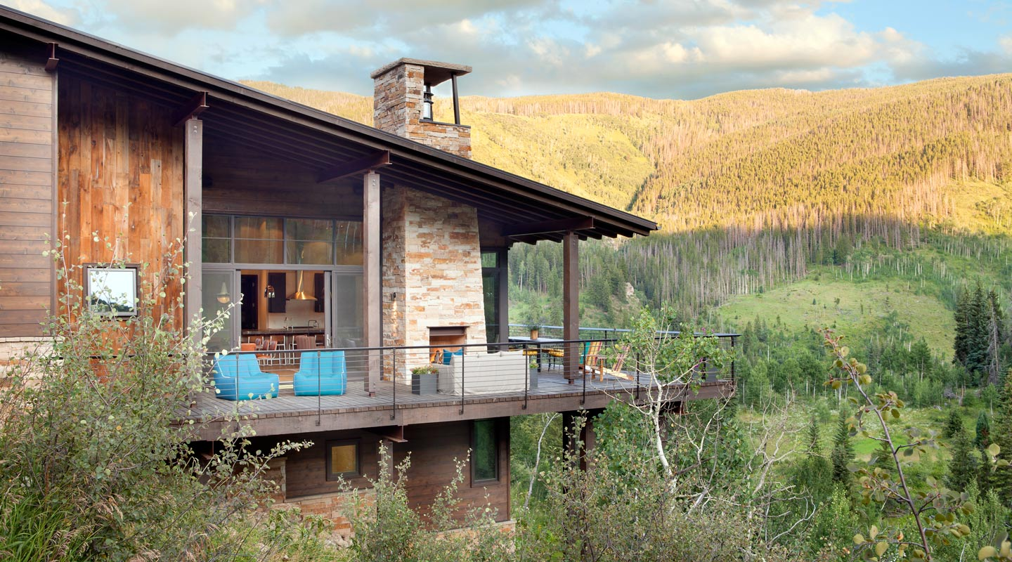 Vail Mountain Custom Home Building Cortina Featured