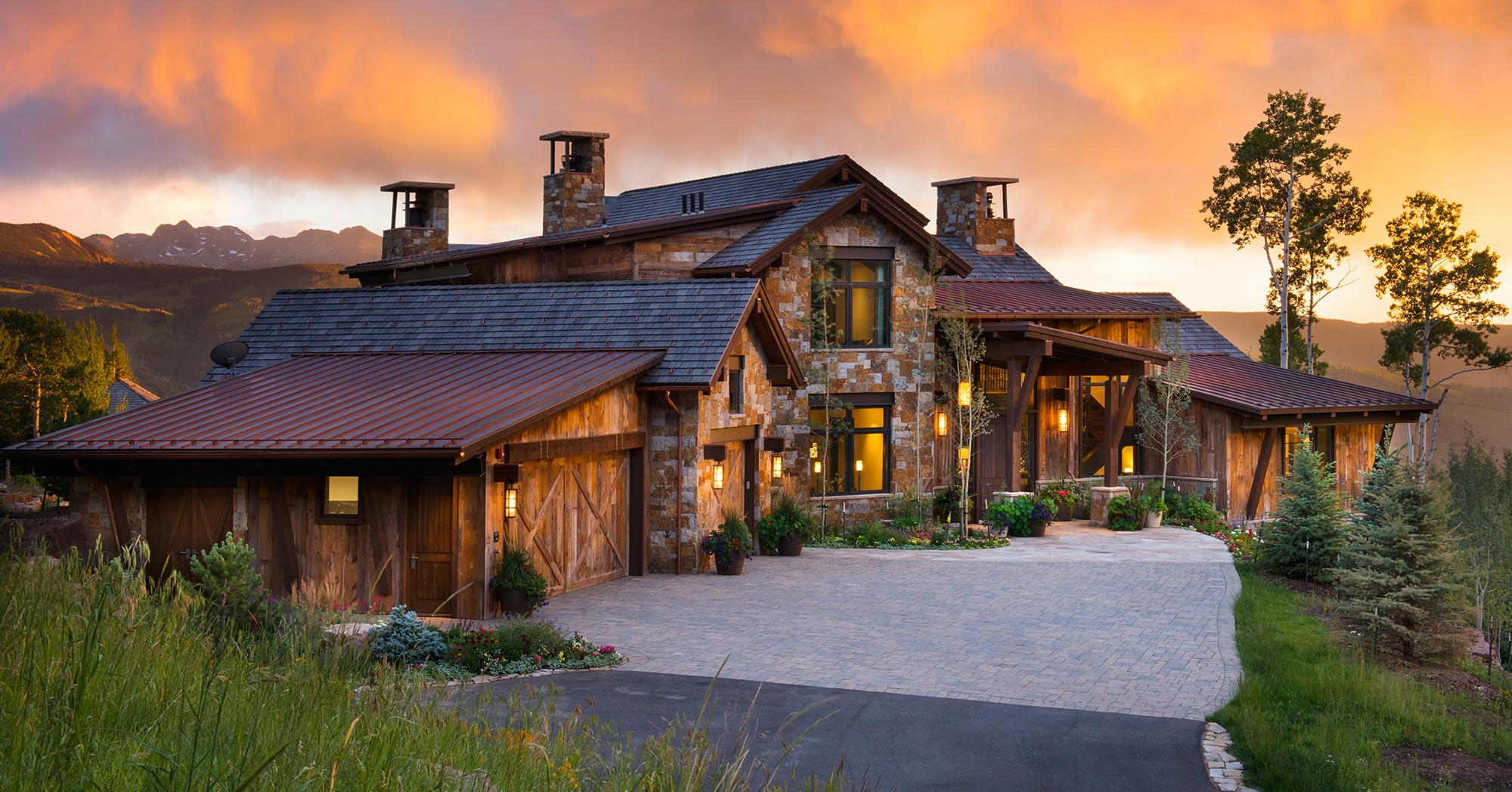 Mountain Star Avon CO Custom Home