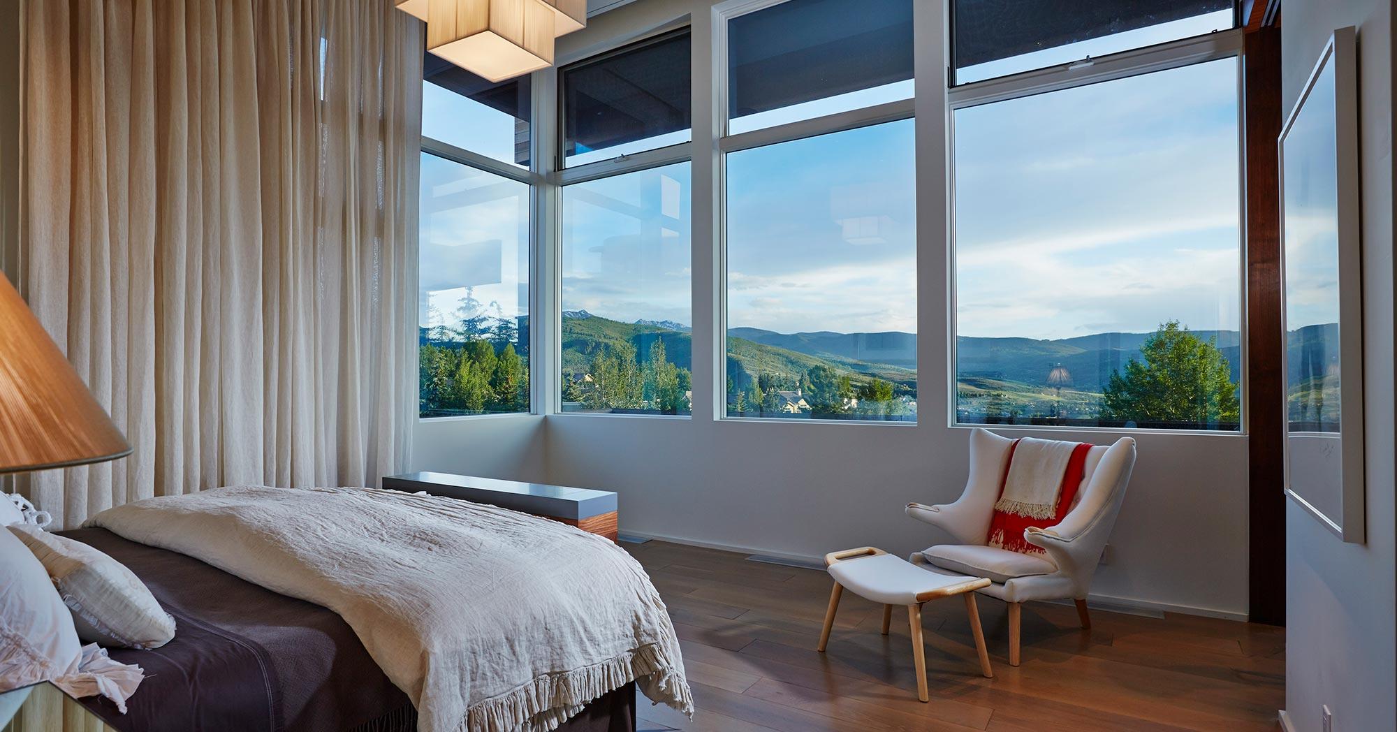 Bedroom Views Edwards Coloardo Vail Custom Builders Remodel