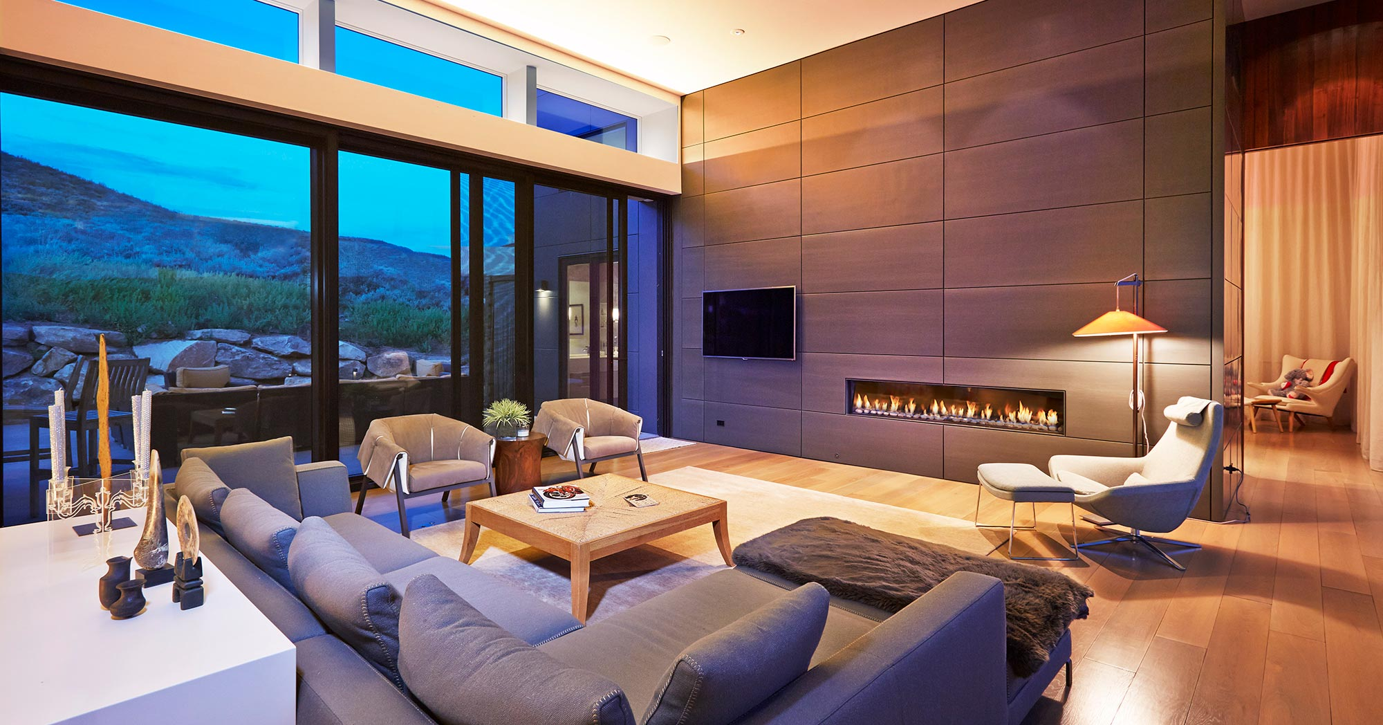 Mountain Modern Remodel Edwards Colorado Vail Custom Builders
