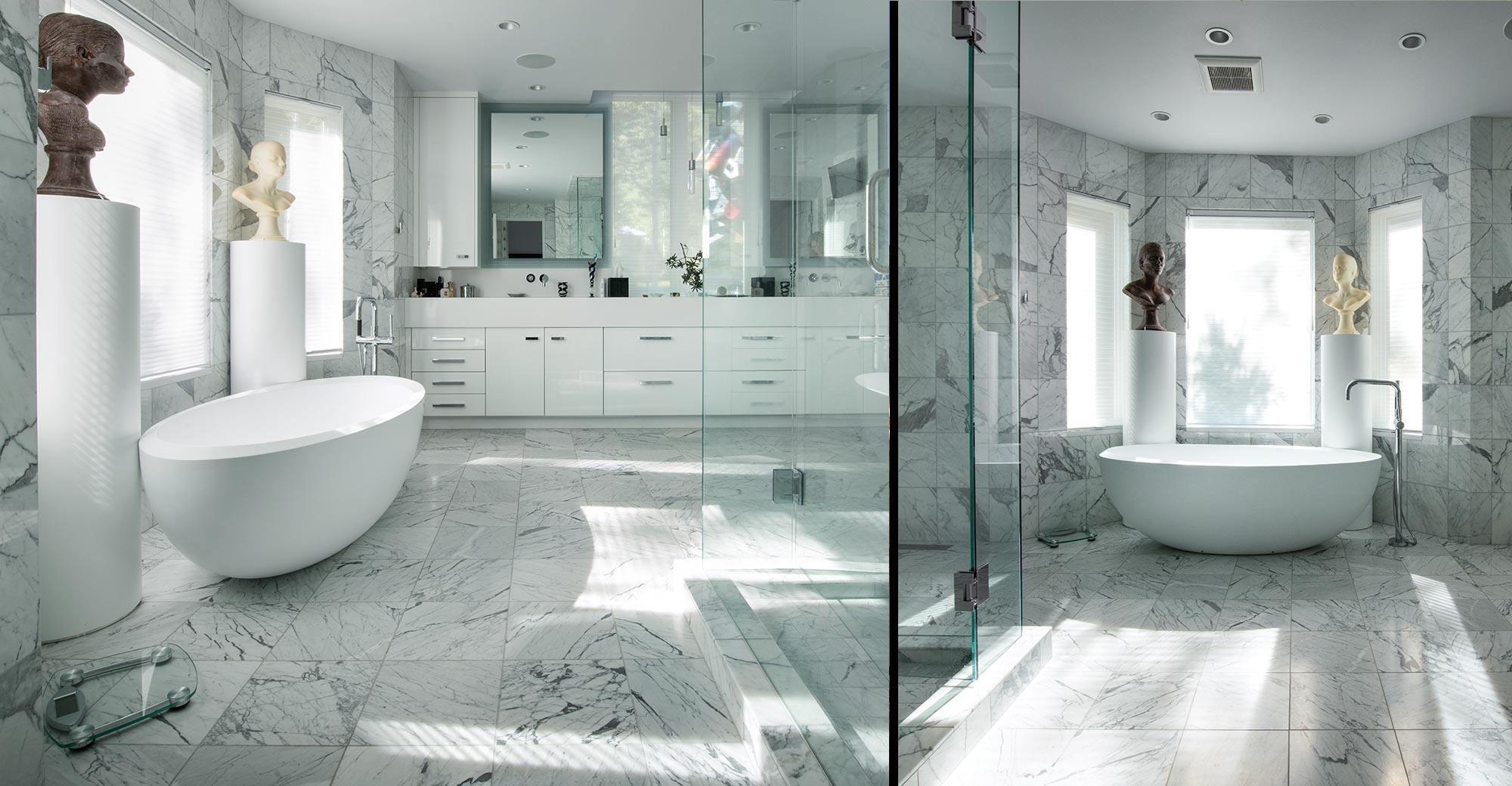 Arrowhead Remodel Bath
