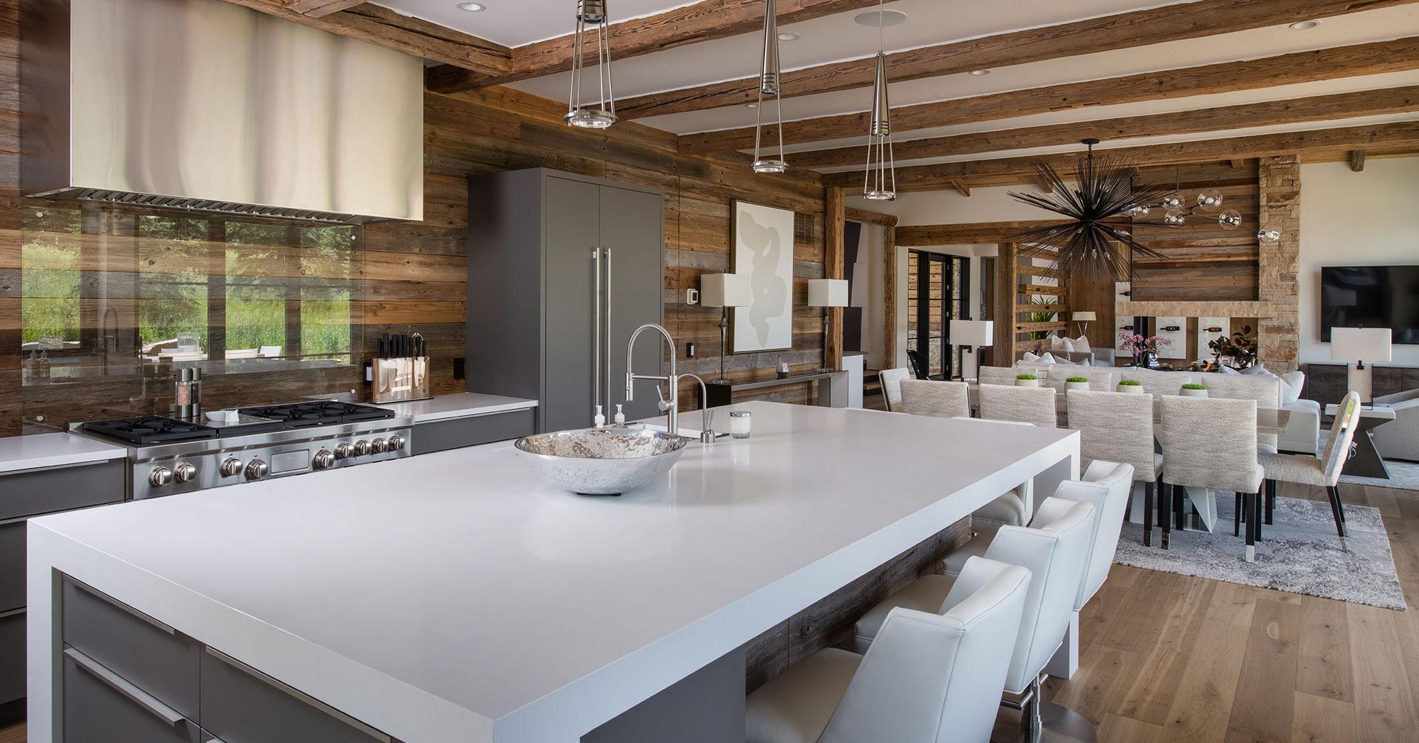 Arrowhead CCR New Construction Kitchen 3