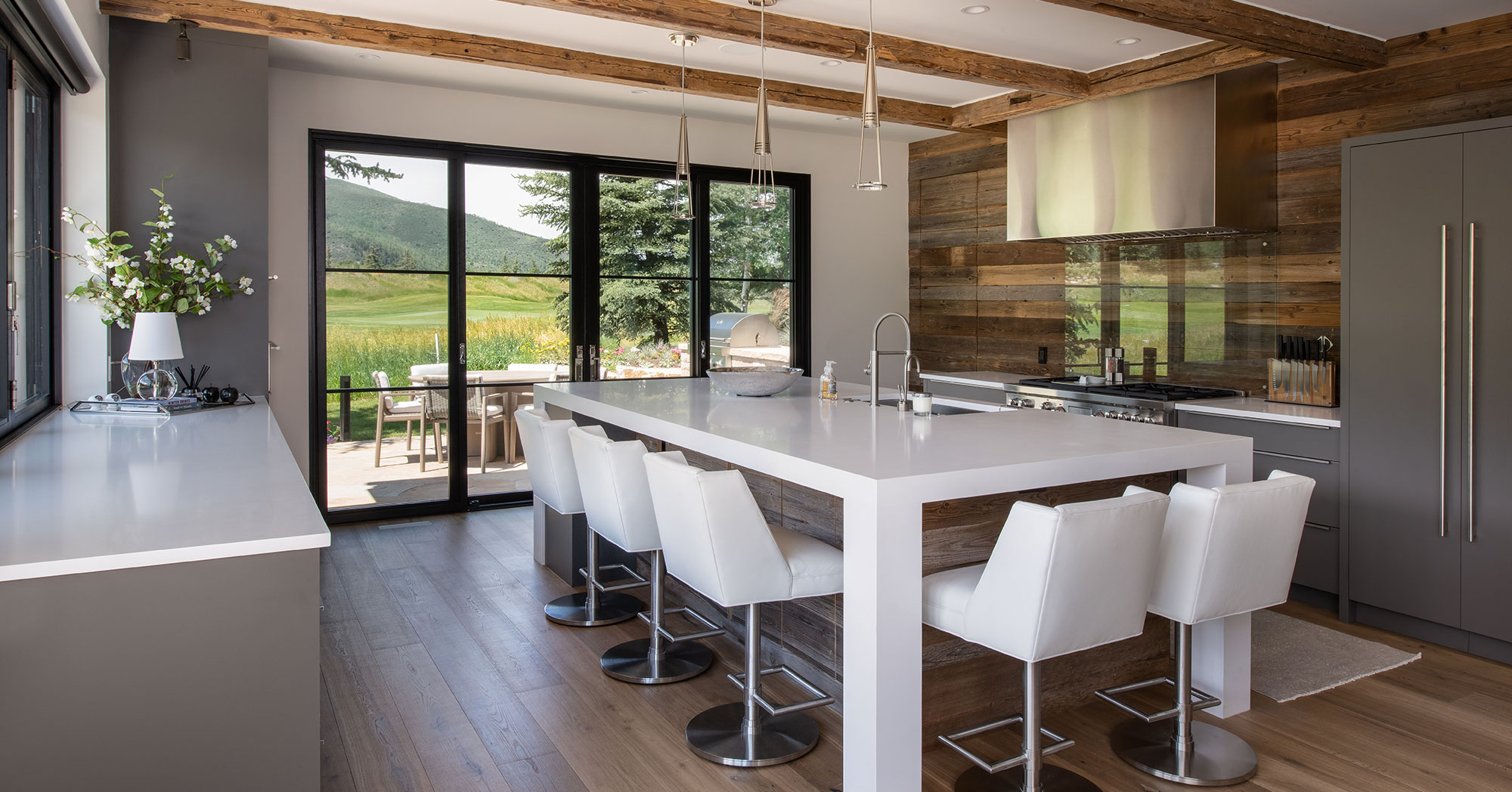 Arrowhead CCR New Construction Kitchen 1