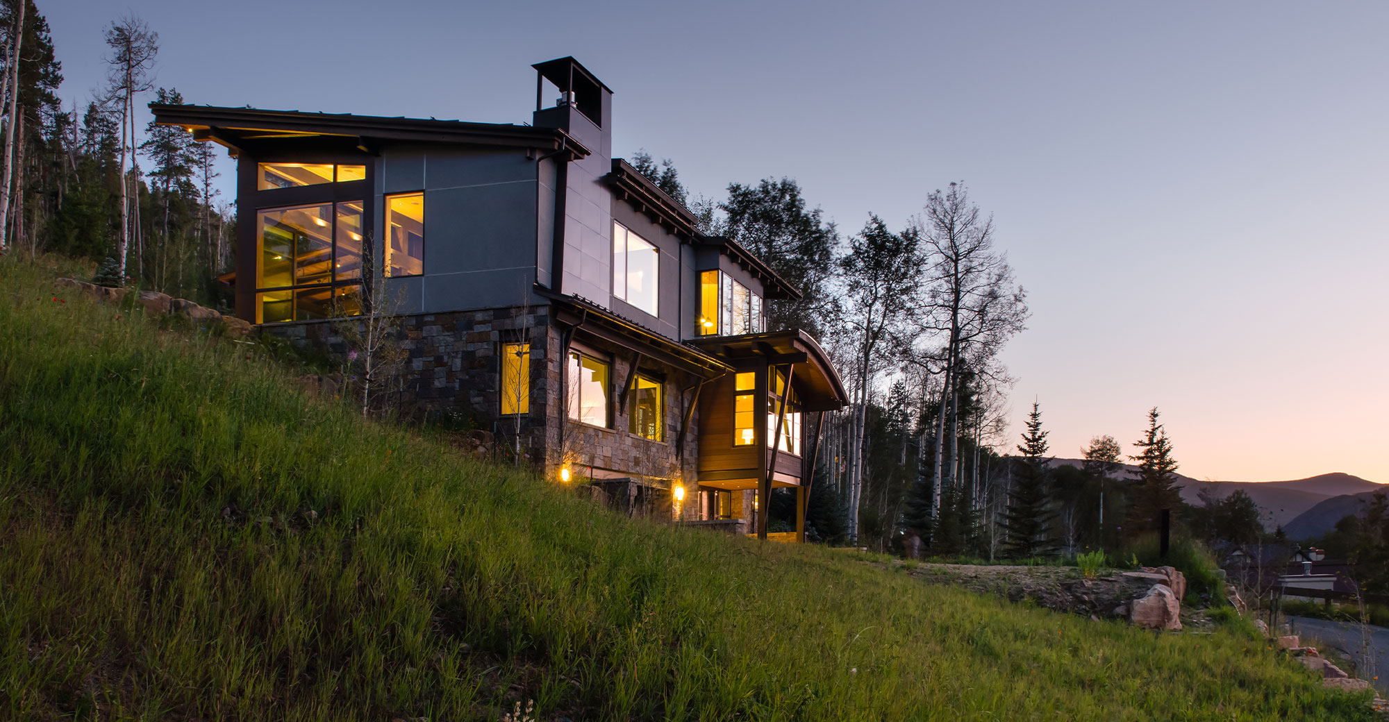 Vail Custom Builders New Construction Vail Colorado