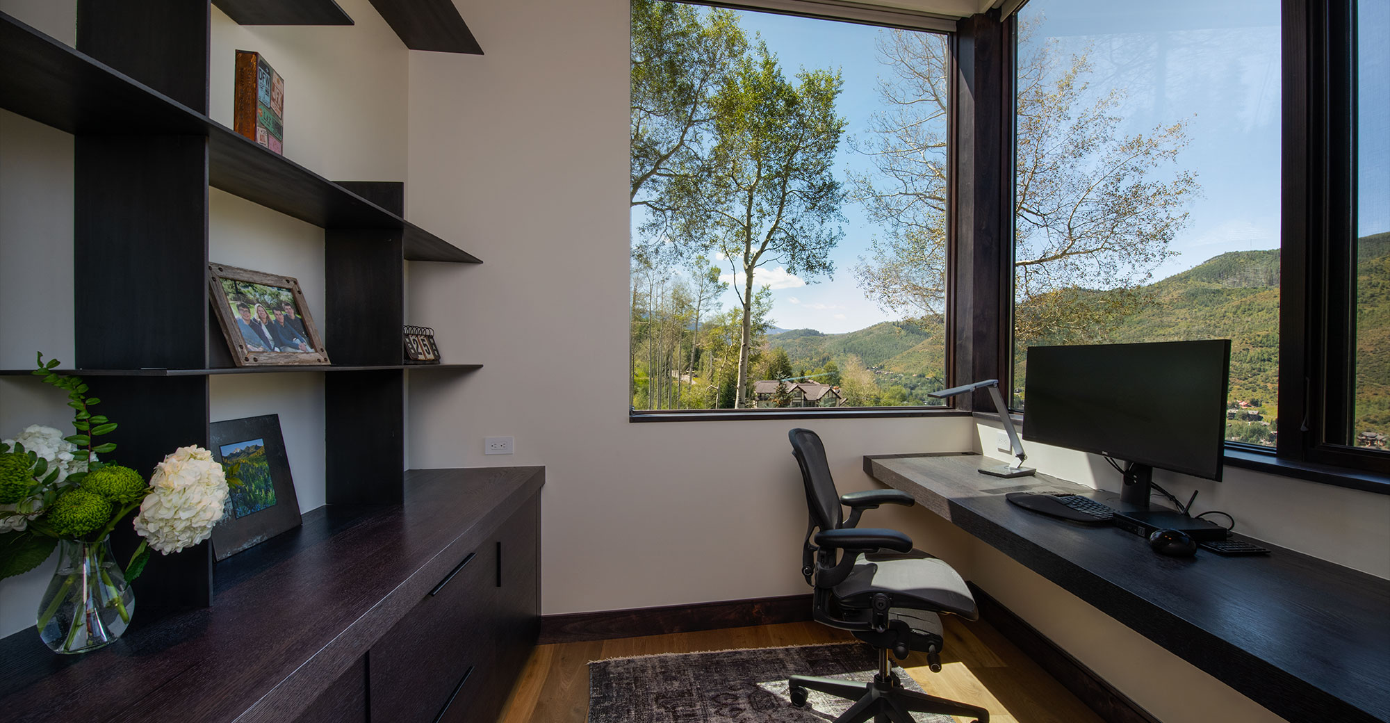 VCB Office with views New Construction Vail